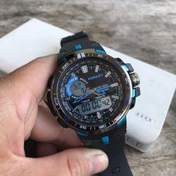 Đồng hồ popart máy gồm đồng hồ kim và đồng hồ điện tử giá sỉ
