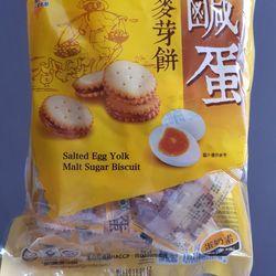 Bánh quy trứng muối Đài Loan giá sỉ