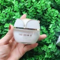 Face cream X2 QLara
