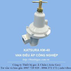 KM-40V Katsura Van giảm áp cấp 1 40kg giá sỉ
