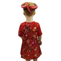 Set Áo dài Gấm Mấn đầu Chân váy ren giá sỉ, giá bán buôn