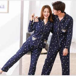 Bộ đồ ngủ pyjama nam 2018 Hàn Quốc 109 giá sỉ