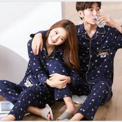 Bộ đồ ngủ pyjama nam 2018 Hàn Quốc 109 giá sỉ, giá bán buôn