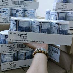 Sữa Ensure Vanilla 397gr USA DATE 5/2020 giá sỉ