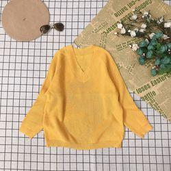 Áo len cổ V Về thêm nè mẫu len siêu bán đắt