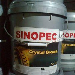 Mỡ Chịu Nhiệt Sinopec Crystal Grease NoT3 xô 17Kg giá sỉ