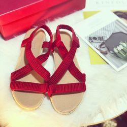 giày sandal thun xinh giá sỉ
