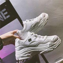 giày bata cá tính đế thô giá sỉ