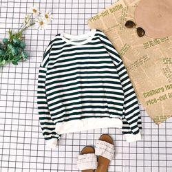 Áo thun hoodie sọc giá sỉ, giá bán buôn