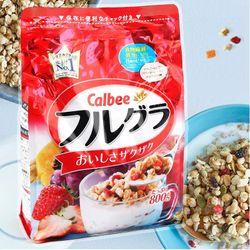 Ngũ cốc Calbee Nhật Bản 800g giá bán buôn bán sỉ giá sỉ