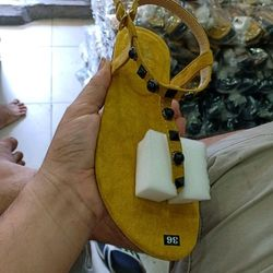sandal kep dinh giá sỉ