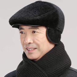mũ cho Ông cho bố kèm vành tai che giá sỉ