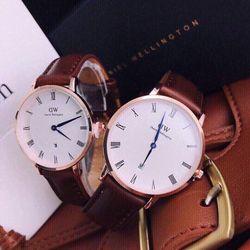 đồng hồ cặp da giá sỉ