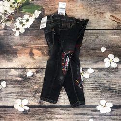 quần jean lưng dây kéo có sẵn đại - QBT028-7120 giá sỉ