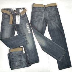 Quần Jeans kèm Thắt Lưng bé Trai - Hàng Mỹ giá sỉ