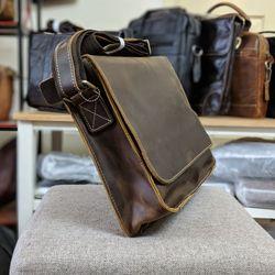 Túi đeo chéo DA BÒ SÁP giá sỉ