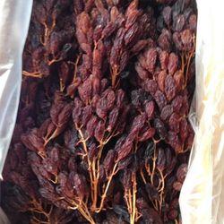 Nho khô nguyên cành Crimson thượng hạn của Úc thùng 4kg giá siêu rẻ