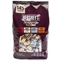 SOCOLA HẠNH NHÂN HERSHEY'S NUGGETS CHOCOLATE 145PCS 147KG