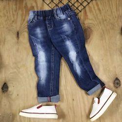 quần jeans dài ngầu có sẵn nhí - QBT024-8106 giá sỉ