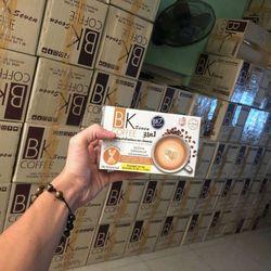 Cafe giảm cân BK7 Thái Lan giá sỉ