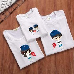 áo thun gia đình dễ thương 8 giá sỉ