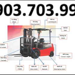 Xe nâng điện ngồi lái Noblelift 1600Kg nâng cao 3m Mới 100 giá tốt giá sỉ, giá bán buôn