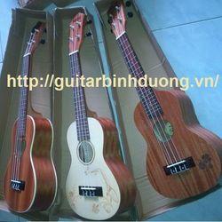 Bán guiar ukulele mini nhỏ gọn dễ chơi giá siêu rẻ tại bình dương giá sỉ