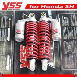 Phuộc YSS Bình Dầu Honda SH Series Đen/Đỏ Thái Lan giá sỉ