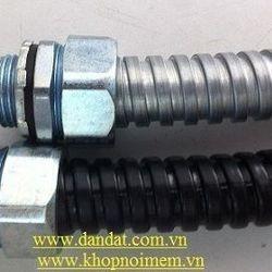 Ống ruột gà lõi thép bọc nhựa PVC 21/2-ống ruột gà-đầu nối với ống mềm ong ruot ga sản xuất tại Việt Nam giá sỉ