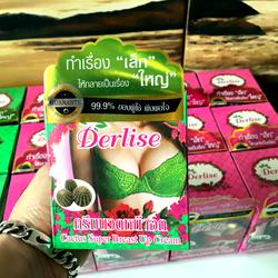 Kem thoa nở ngực Derlise tinh chất xương rồng và đậu tương Thái Lan giá sỉ