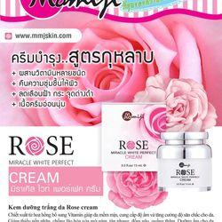 Kem dưỡng trắng da Rose Momiji Thái Lan