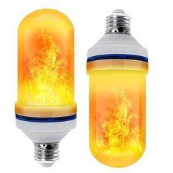 Đèn Led Flame Bulb tạo hiệu ứng lửa cháy sáng 2 chế độ giá sỉ