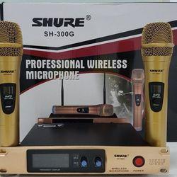 Micro Karaoke Shure SH 300G giá sỉ
