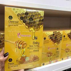 Mặt nạ Fenfang mật ong 3in1 Honey Mask giá sỉ