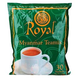 Trà Sữa Myanmar Royal Teamix 30 Gói