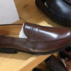 Giày lười nam da bò đẹp có size to từ 38-49 giá sỉ