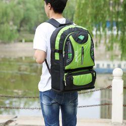 Balô du lịch nam Fashion backpack SKU xinjian1 giá sỉ