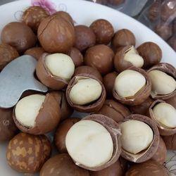 Hạt macca sấy khô Lâm Đồng giá sỉ