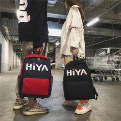 Balo thời trang nam nữ HiYa fashion backpack SKU SY1087 giá sỉ