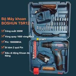 Máy Khoan Đa Năng Boshun TSR12 - Kèm 2 Pin giá sỉ