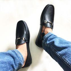 Giày nam da bò thật thời trang JMTT-12 giá sỉ