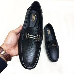 Giày da nam da bò thật JDMC1 - có video giá sỉ