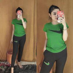 đồ bộ quần dài thể thao thun cô tôn lô gô in soc 8 giá sỉ, giá bán buôn