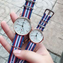 Đồng hồ dây dù cặp 21 giá sỉ