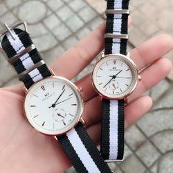 Đồng hồ dây dù Couple 2 giá sỉ