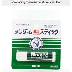 Son dưỡng môi Menturm Nhật Bản giá sỉ