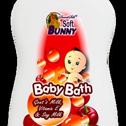 Sữa Tắm Bé Baby Bath 1L - 4 Mùi Hương Táo Anh Đào Cam Dâu giá sỉ giá bán buôn giá sỉ