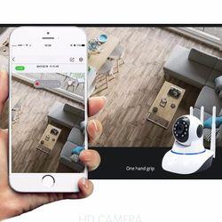 Camera Yoosee 3 Râu Phiên Bản Mới HD Wireless IP Quan Sát - Xoay 360 Độ giá sỉ, giá bán buôn