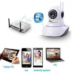 Camera An Ninh IP Yoosee IPC-Z06H 2 Anten HD Wifi Báo Động Bảo Hành 12 Tháng giá sỉ, giá bán buôn