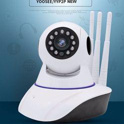 Camera Yoosee 3 Râu Phiên Bản Mới HD Wireless IP Quan Sát - Xoay 360 Độ 1080p giá sỉ, giá bán buôn